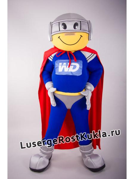 """Ростовая кукла """"СуперМен"""""""